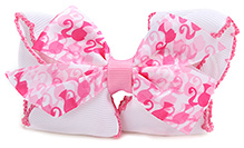 Barbie Ribbon Bow Barrette