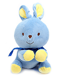 Carters Soft Toy Bunny Shape Rattle with Music - Height 28 cm