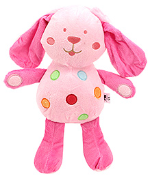 Carters Soft Toy Bunny Shape Rattle with Music - Height 33 cm