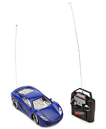 Fab N Funky Kids Remote Control Car - Blue