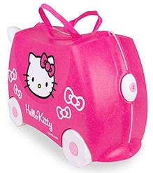 Trunki Hello Kitty Travel Bag Pink - Kitten Face Print
