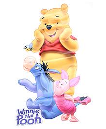 Winnie The Pooh - Jumbo Sticker