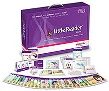 Brilliant Kids Little Reader Deluxe Kit - English