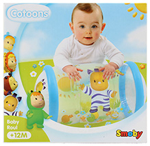 Smoby Cotoons Baby Roul