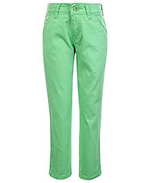 SAPS Full Length Trouser - Green