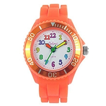 Colori Kids Analog Watch - Orange