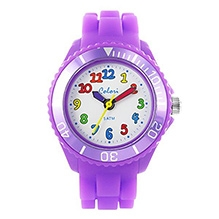 Colori  Kids Analog Watch - Purple