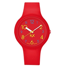 H2X Kids Analog Watch - Red