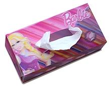 Barbie 3D Tissue Box Holder
