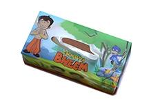 Chhota Bheem 3D Tissue Box Holder