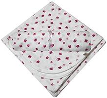 Ireeya Organic Cotton Muslin Receiving Blanket Pink - Pack Of 2