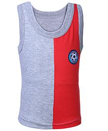 Bodycare Sleeveless Printed Vest