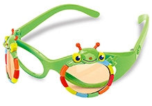 Melissa And Doug Happy Giddy Kids Flip-Up Sunglasses