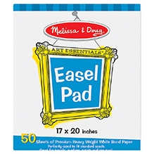 Melissa And Doug Easel Pad