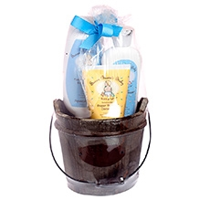 Susan Browns Baby Deluxe Sensitive Gift Basket