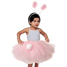 Tutu Couture Bunny Box Set - Tutu Skirt And Bunny Hairband