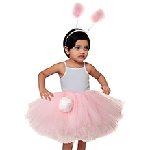 Tutu Couture Bunny Box Set - Tutu Skirt And Bunny Hairband