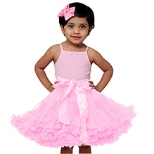 Tutu Couture Cotton Candy Tutu Pettiskirt - Pink