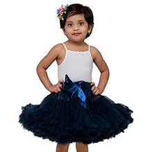 Tutu Couture Oxford Blue Tutu Pettiskirt