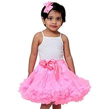 Tutu Couture Pink Flamingo Pettiskirt - Pink