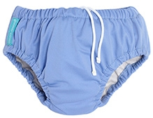 Charlie Banana 2-in-1 Swim Diaper N Training Pants Small - Blue