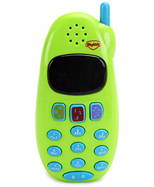 Mitashi Sky Kidz Kiddy Smart Phone - Green