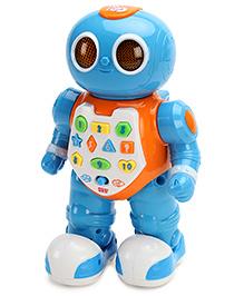 Mitashi Skykidz Edubot Junior Robot - Blue - 25.5 X 15.7 X 11.2 Cm