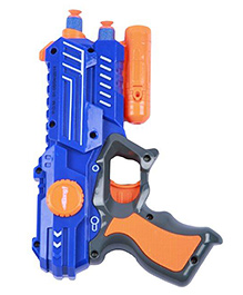 Mitashi Bang Heron Gun With Darts 19 x 14 cm, Perfect gift for kids