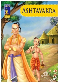 Macaw Ashtavakra Story Book - English