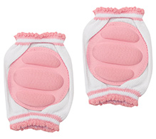 Fab N Funky Baby Knee Pad With Apple Shape