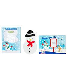 Creativity 4 Tots Finger Puppet - Snowman