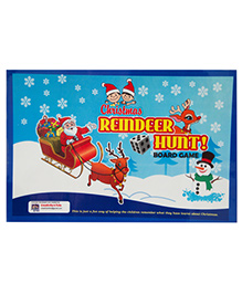 Creativity 4 Tots Christmas Board Game - Reindeer Hunt