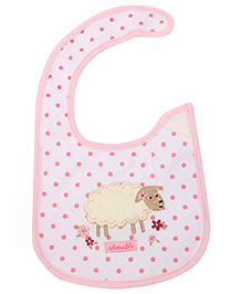 Littles Baby Bibs - Sheep Print
