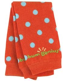 BumGenius BabyLegs - Red Polka Dot