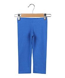 Beebay Quarter Length Leggings - Blue