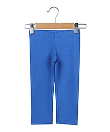 Beebay Quarter Length Leggings - Blue