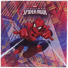 Spider Man Paper Tissues - 20 Pieces