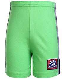 Taeko Bermuda Shorts Green