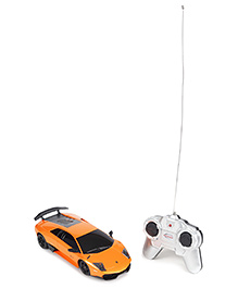Rastar Murcielago LP670-4 SV  Remote Control Car - Orange