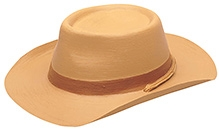 Wanna Party Cowboy Hat - Brown