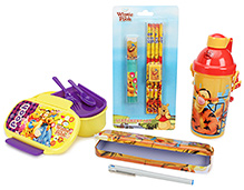 Disney Winnie The Pooh Theme School Kit