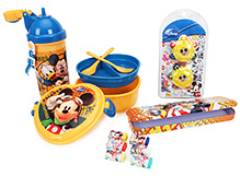 Disney Mickey Mouse Theme School Kit