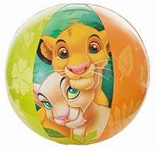 Disney Lion King Print - Beach Ball