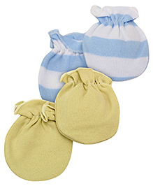 Carters Multicolor Mittens - Set of 2
