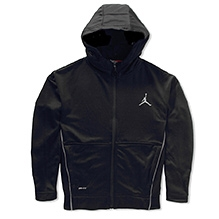 Jordan Full Sleeves Super Fly Hoody Jacket