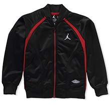 Jordan Aj1 Muscle Jacket Black