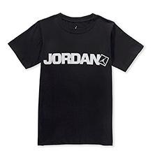 Jordan SS Go To Three Half Sleeves T-Shirt - Black