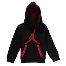 Jordon Hooded Sweatshirt - Black