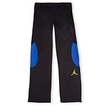 Jordan Dri Fit Track Pants Black And Blue