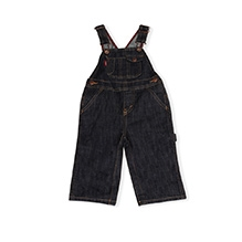 LEVIS Overall With Snappy Tape Dungaree Navy Blue